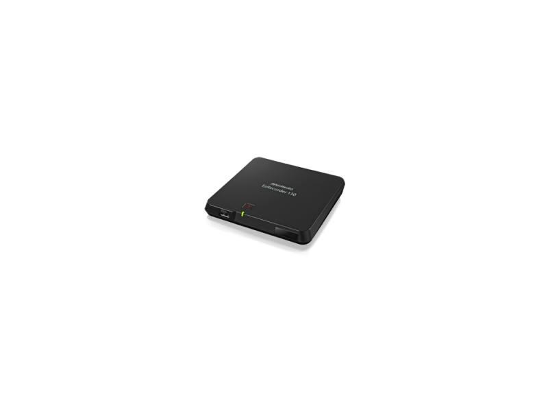 Карта видеозахвата AVerMedia EzRecorder 130 внешняя USB PDU HDMI