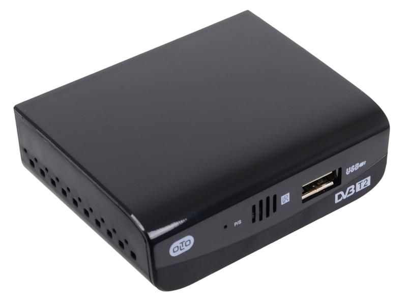 Цифровой телевизионный приемник OLTO HDT2-1007