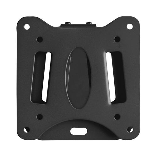 "Кронштейн ARM Media LCD-FIX 3, для LCD/LED ТВ 10""-26"", настенный, 0 ст. свободы, VESA 75/100, max 30 кг, черный"