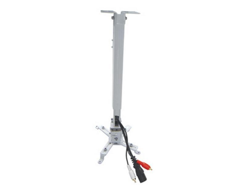 Крепеж ScreenMedia SM-PRB-2L потолочный универсальный 43-65см нагрузка до 12кг крепеж screenmedia d 2 потолочный универсальный 24см нагрузка до 25кг