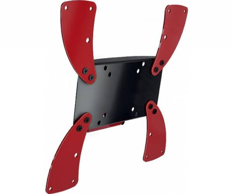 Кронштейн Holder LCDS-5058 черно-красный для ЖК ТВ 19-37