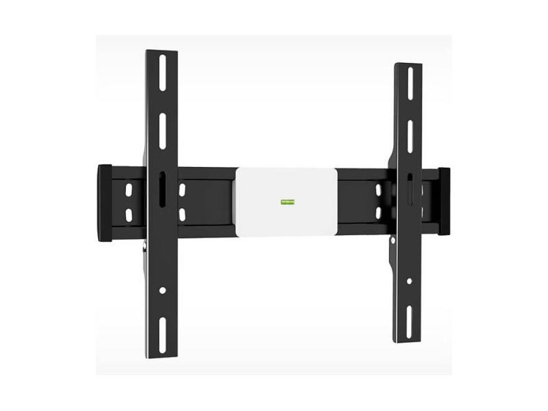 Кронштейн Holder LCD-F4611-B черный для ЖК ТВ 32-65 настенный от стены 35мм наклон 0° до 40 кг кронштейн для тв и панелей настенный holder lcd t4608 b 32 65 lcd t4608 b