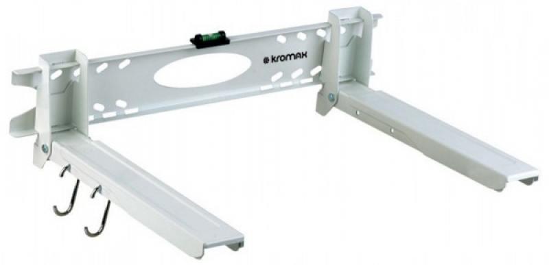 Кронштейн для СВЧ-печей Kromax MICRO-5 белый max 30 кг настенный от стены 320 мм kromax micro 3 white кронштейн для свч печей