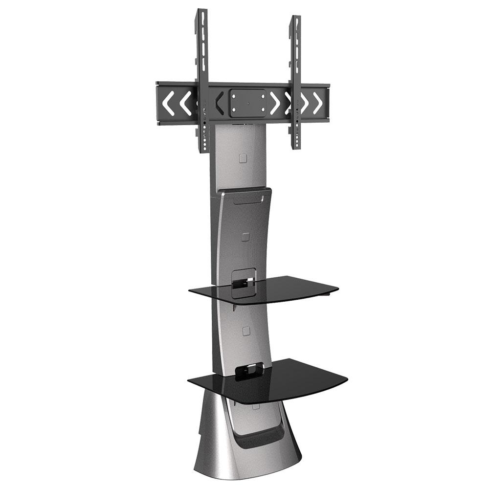 Кронштейн ARM Media TRITON-10  серый для LCD/LED ТВ 37-70 настенный наклон -10°/+5° поворот 8° VESA экран для ванны triton лагуна цезарь торцевой