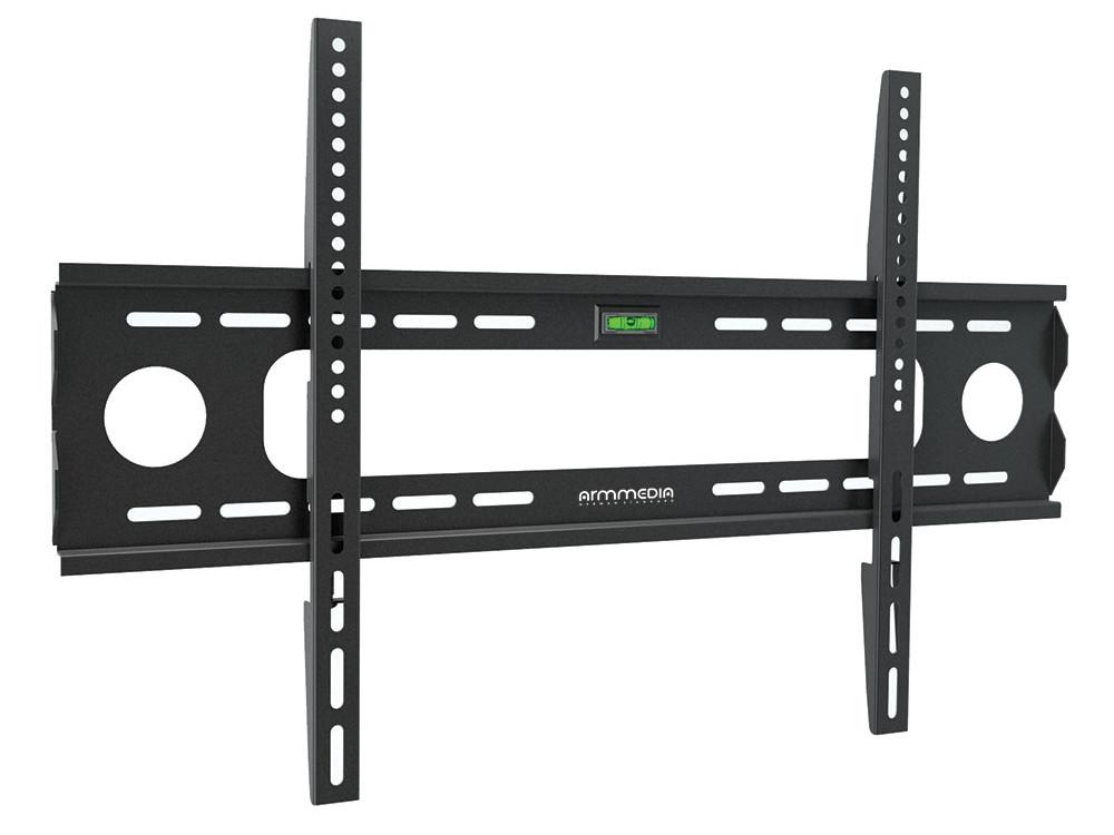 Кронштейн Arm media NEXT-1 black, настенный для TV 32-90, max 75 кг, 0 ст св., от ст. 19 мм, max VESA 800x400 мм.