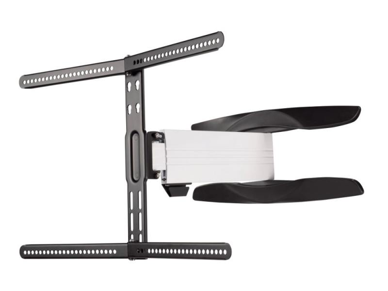 Кронштейн HAMA H-118634 черный/белый для ЖК ТВ до 32-65 настенный max 40 кг кронштейн для мониторов жк hama h 95831 черный 26