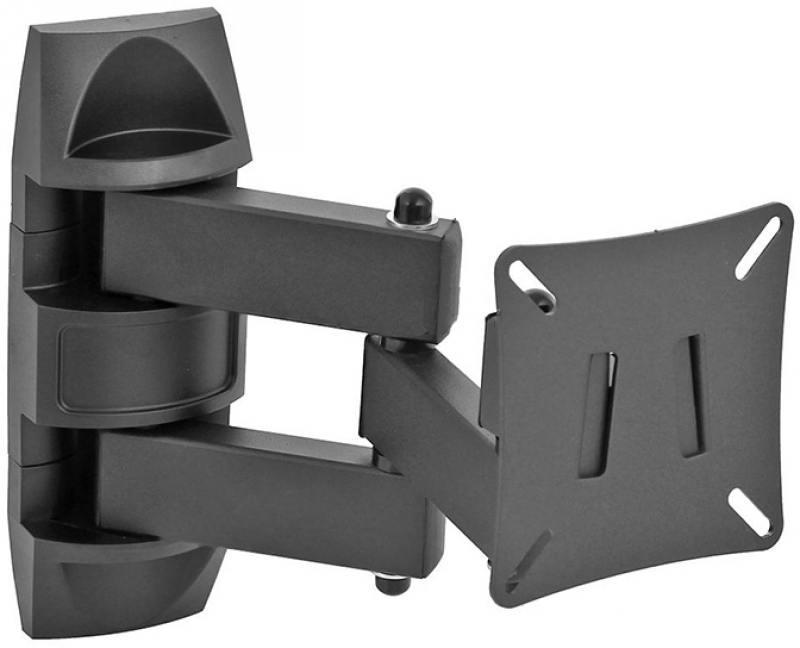 Кронштейн Holder LCD-SU1505-B черный для ЖК ТВ 10-26