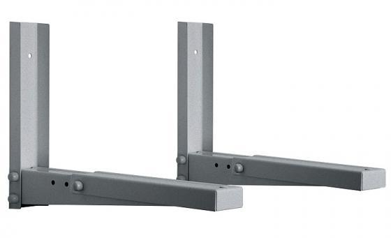 Кронштейн для СВЧ-печей Holder MWS-2002W металлик max 40 кг настенный от стены 285 мм