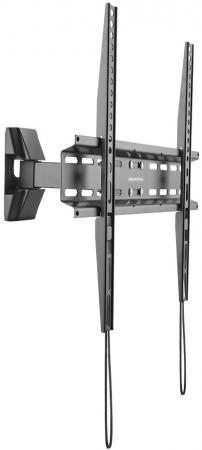 Кронштейн ARM Media LCD-413 черный для LED/LCD ТВ 26-55 настенный до 35кг кронштейн для тв vivanco wm 4725 34890