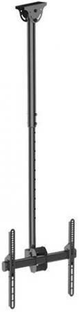 Кронштейн ARM Media LCD-1700 черный для LED/LCD ТВ 26-65 потолочный до 55кг pl50 lcd