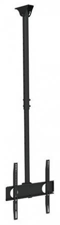 Кронштейн ARM Media LCD-1500 черный для LED/LCD ТВ 26-65 потолочный до 50кг