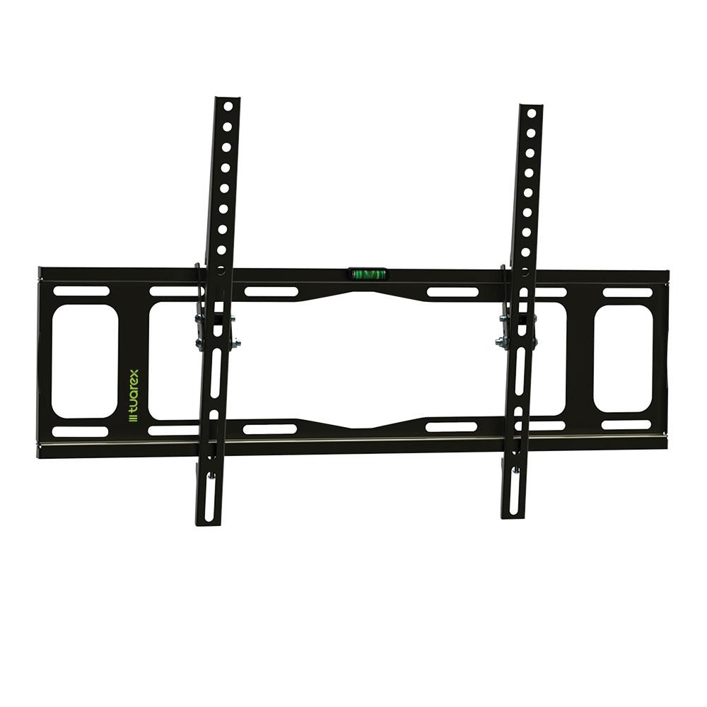 Кронштейн Tuarex OLIMP-112 black, настенный для TV 32-90, угол наклона 0-12, макс нагр 40 кг, VESA 600x400 подставки для техники tuarex кронштейн для проекторов