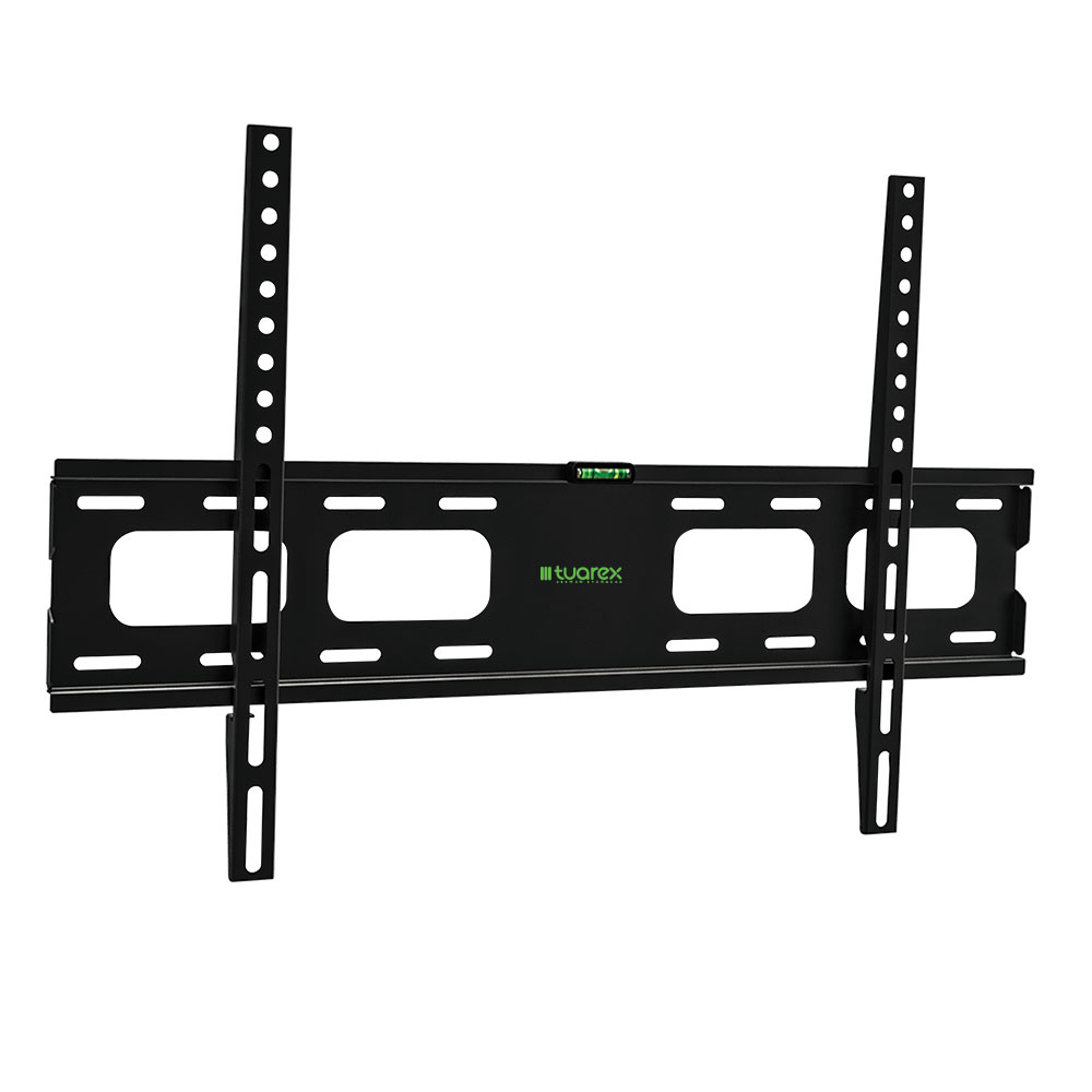 Кронштейн Tuarex OLIMP-201 black, настенный для TV 32-90, от стены 20мм, макс 40кг, VESA 600x400 подставки для техники tuarex кронштейн для проекторов