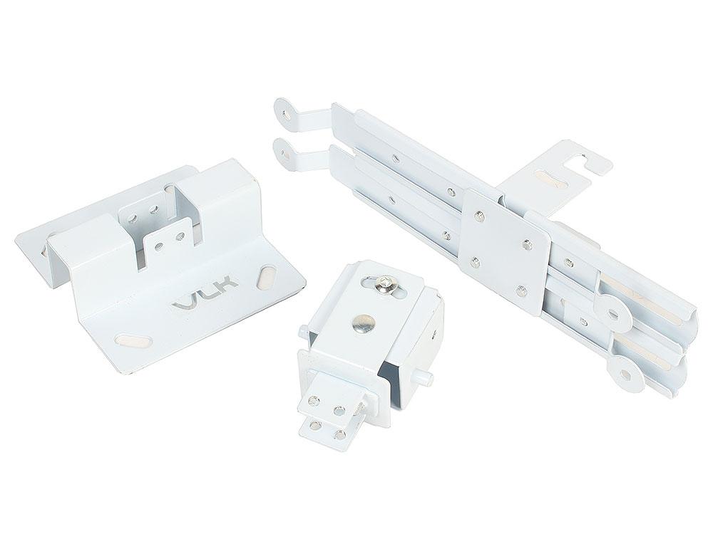 Кронштейн для проекторов VLK TRENTO-81w Белый потолочный, наклонно-поворотный, до 15 кг кронштейн holder pr 103 w белый для проекторов потолочный до 20 кг