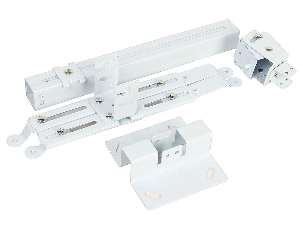 Кронштейн для проекторов VLK TRENTO-82w Белый настенный/потолочный, наклонно-поворотный, до 15 кг оверлок kromax vlk napoli 2900