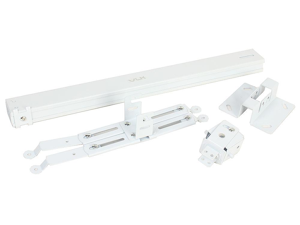 Кронштейн для проекторов VLK TRENTO-83w Белый настенный/потолочный, наклонно-поворотный, до 15 кг кронштейн holder pr 103 w белый для проекторов потолочный до 20 кг