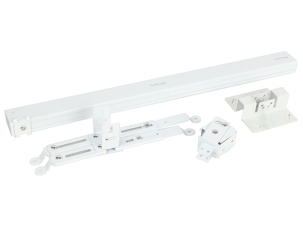 Кронштейн для проекторов VLK TRENTO-84w Белый настенный/потолочный, наклонно-поворотный, до 15 кг оверлок kromax vlk napoli 2900