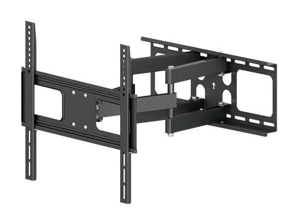 Кронштейн Arm media PT-21 black, для LED/LCD TV 26-55 , наклонно-поворотный, VESA до 400 x 400, вес до 50 кг