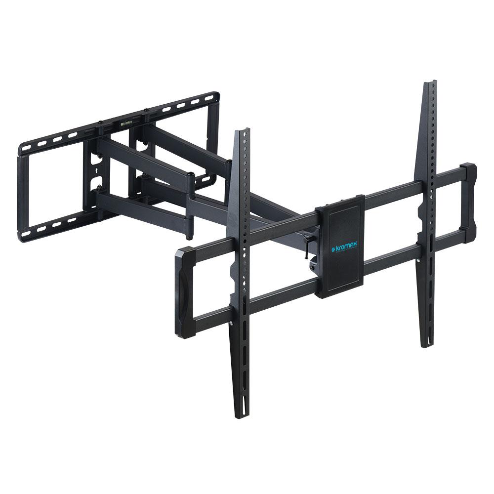Кронштейн Kromax ATLANTIS-75 black настенный, наклонно-поворотный, VESA до 800x600, до 101 кг геймпад defender game master wireless usb 64257