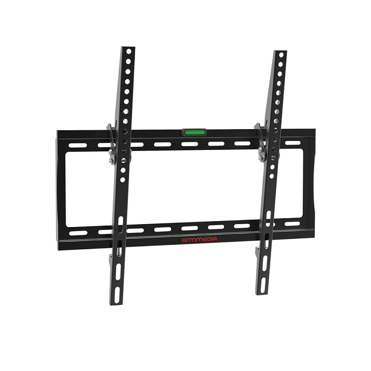 Кронштейн Arm media STEEL-4 черный для LED/LCD ТВ 22-65, 1 ст. свободы, от стены 25 мм, max VESA 400x400, max 40 кг