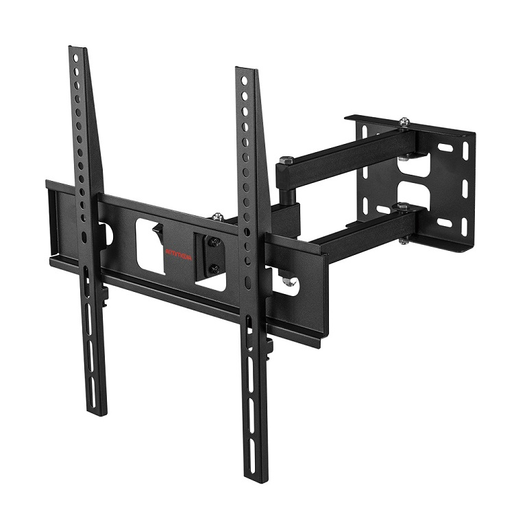 Кронштейн Arm media PT-15 Black для TV 32-55, max 40 кг, 4 ст. свободы., от стены 105-429 мм. max VESA 400x400 мм
