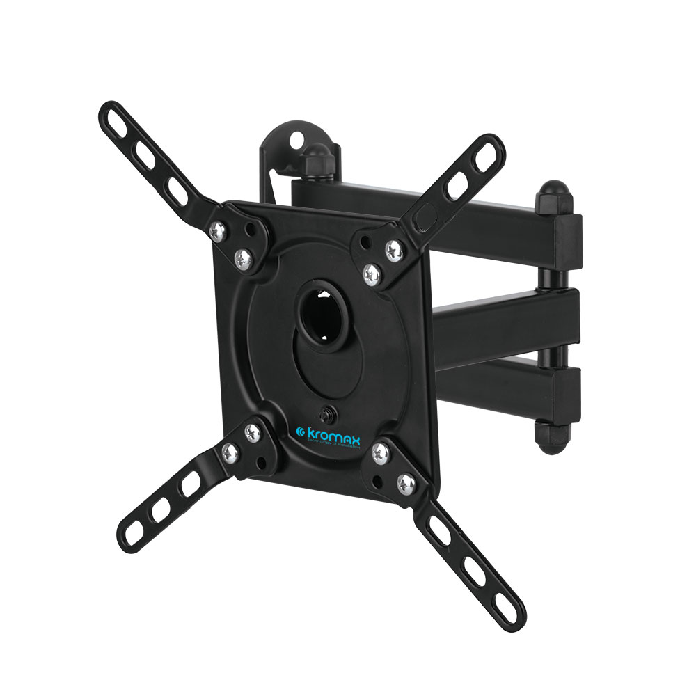 Кронштейн Kromax DIX-14 Black для LED/LCD TV 15-42, max 20 кг, 5ст свободы, от стены 67-386 мм, max VESA 200x200 мм free shipping 10pcs mt8222ahmu bmal lcd tv decoder ic chip