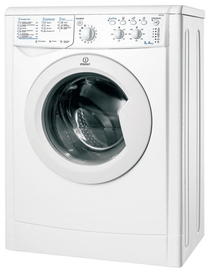 Стиральная машина Indesit IWSC 5105 стиральная машина indesit iwsc 6105 cis белый