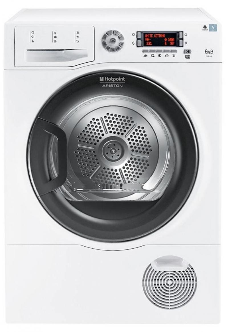 Сушильная машина Hotpoint-Ariston FTCF 87B 6H встраиваемая стиральная машина hotpoint ariston awm 108