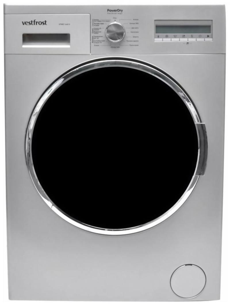 Стиральная машина с сушкой Vestfrost VFWD1460S стиральная машина с сушкой electrolux eww51696swd
