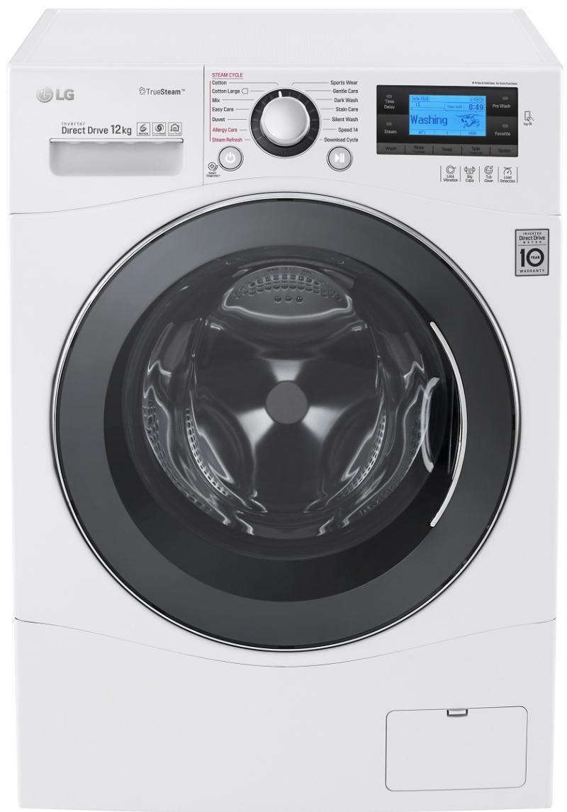 Стиральная машина LG FH495BDS2 стиральная машина lg f1296sd3