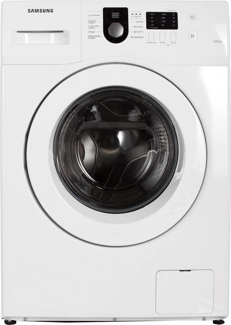 Стиральная машина Samsung WF60F1R0H0W белый