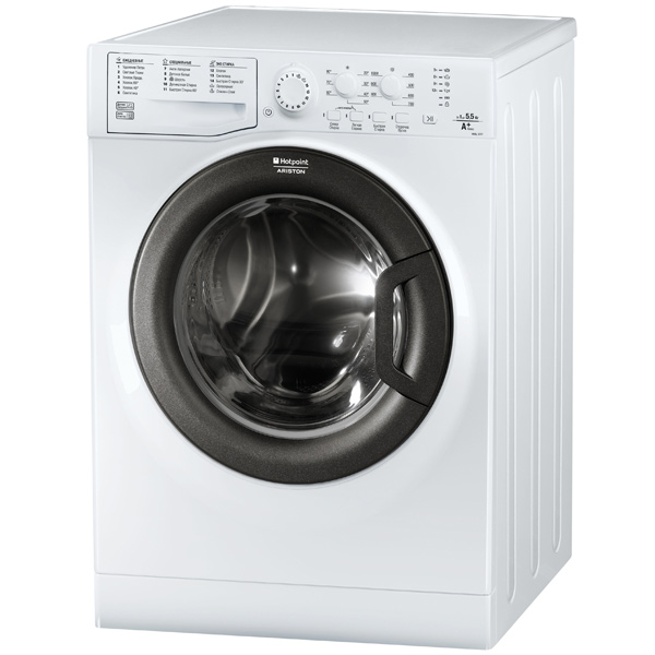 Стиральная машина Hotpoint-Ariston VMSL 501 B hotpoint ariston awm 1297