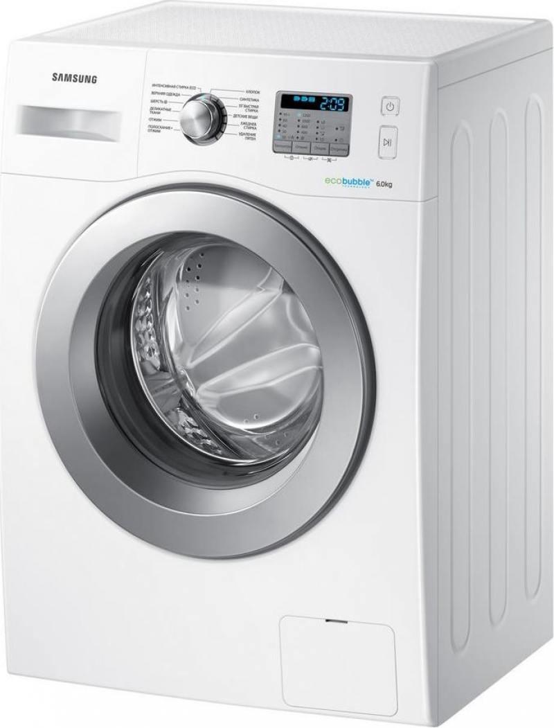 Стиральная машина Samsung WW60H2230EW стиральная машина samsung wf8590nlw9
