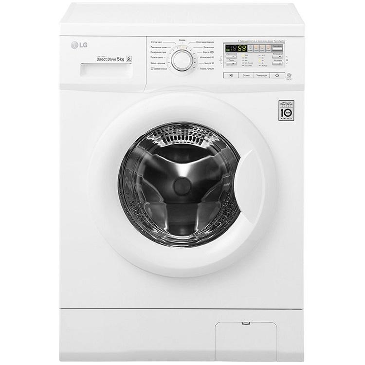 Стиральная машина LG F10B8LD0 стиральная машина узкая lg f12u1hbs4