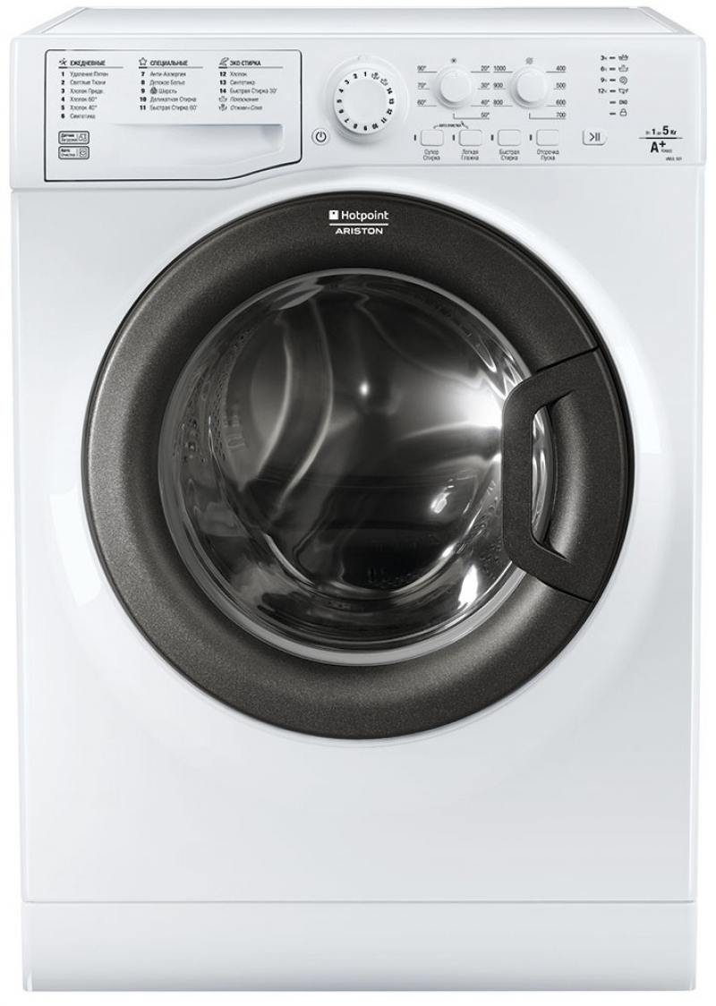 Стиральная машина Hotpoint-Ariston VMUL 501 B hotpoint ariston awm 1297