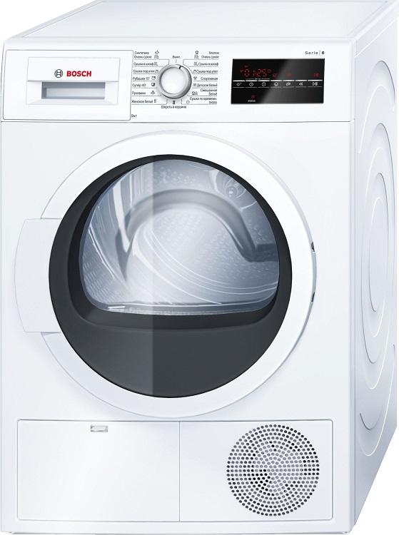 Сушильная машина BOSCH WTG86400OE цена