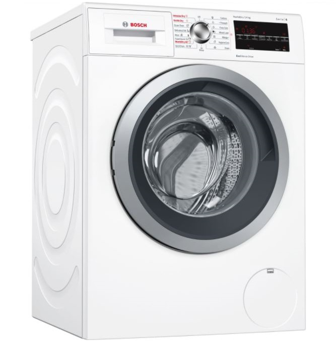 Стиральная машина с сушкой BOSCH WVG30463OE стиральная машина bosch wvg30463oe фронтальная загрузка белый