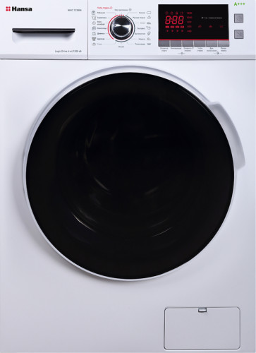 Стиральная машина HANSA WHC 1238 IN стиральная машина hansa whp7121d5bss белый