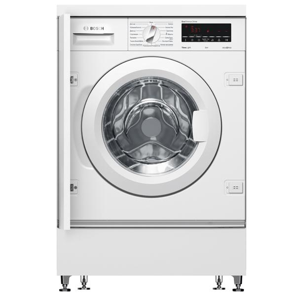 Встраиваемая стиральная машина BOSCH WIW28540OE стиральная машина bomann wa 5716
