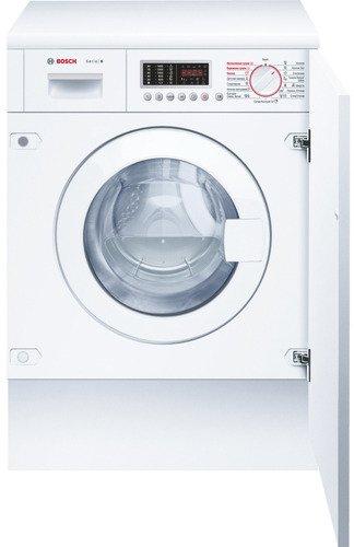 Встраиваемая стиральная машина BOSCH WKD28541OE стиральная машина bomann wa 5716