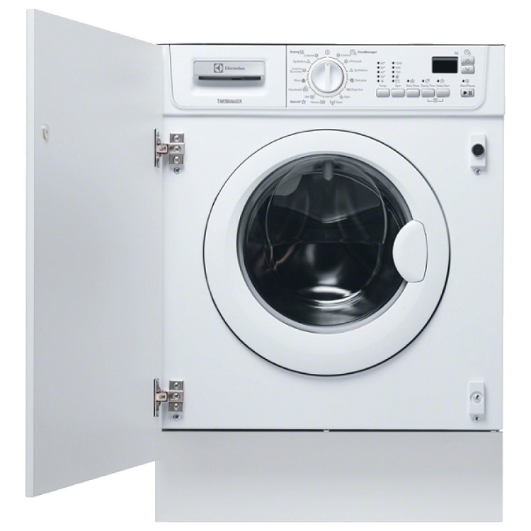 Встраиваемая стиральная машина с сушкой ELECTROLUX EWX147410W стиральная машина с фронтальной загрузкой electrolux ewf 1287 hdw 2