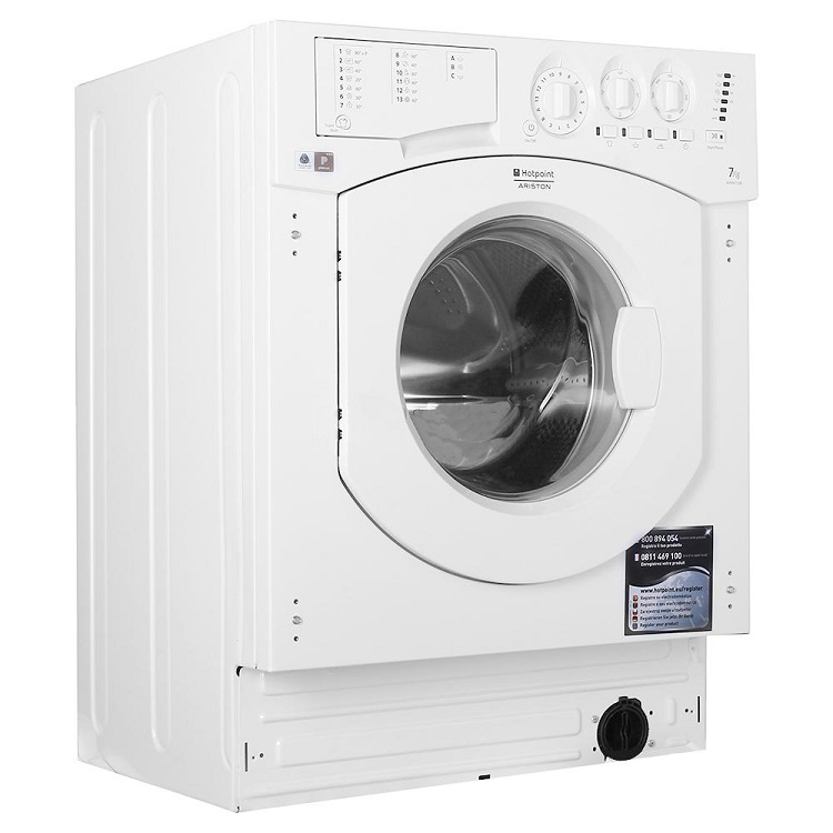 Встраиваемая стиральная машина HOTPOINT-ARISTON AWM 108 (EU).N встраиваемая стиральная машина hotpoint ariston awm 108