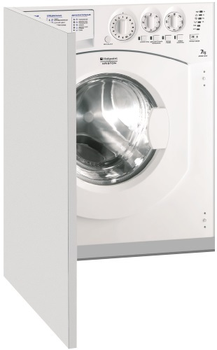 Встраиваемая стиральная машина HOTPOINT-ARISTON AWM 1297 (RU) hotpoint ariston kis 644 ddz