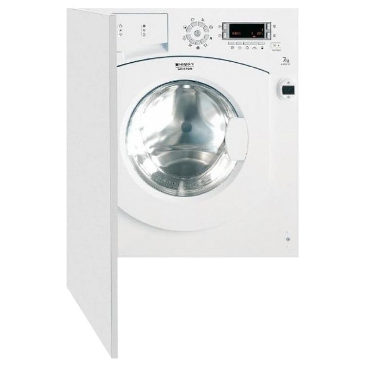 Встраиваемая стиральная машина HOTPOINT-ARISTON BWMD 742 (EU) встраиваемая стиральная машина hotpoint ariston awm 108