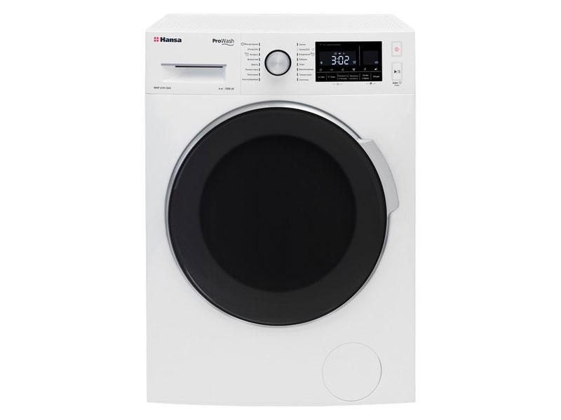 Стиральная машина HANSA WHP 6101 D4S стиральная машина hansa whp7121d5bss белый