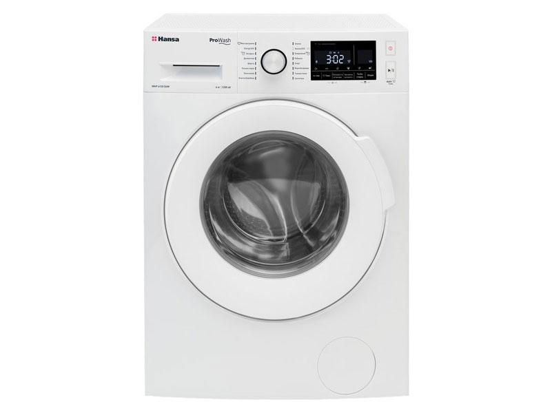 Стиральная машина HANSA WHP 6120 D4W стиральная машина bomann wa 5716