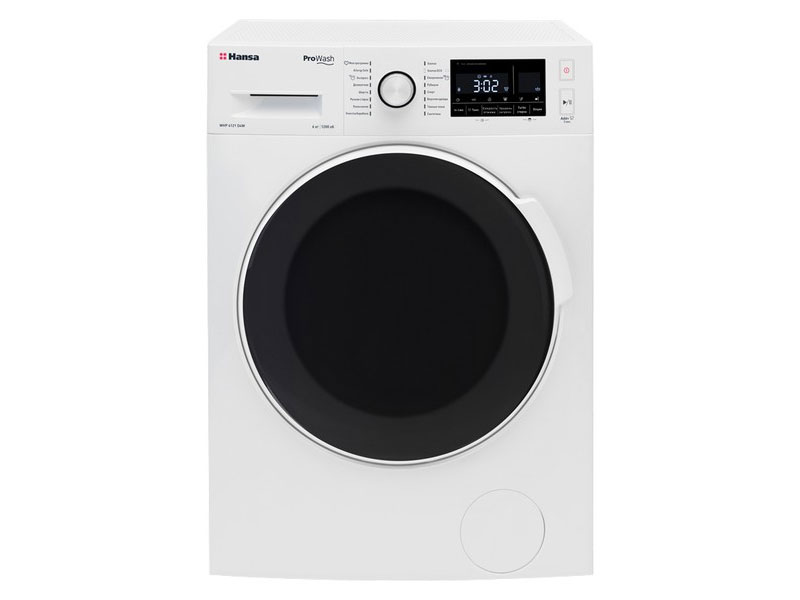 Стиральная машина HANSA WHP 6121 D4W стиральная машинка hansa whp 7120 d4w белый