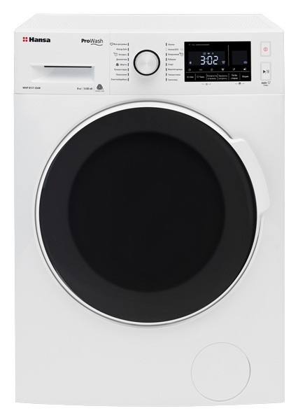 Стиральная машина HANSA WHP 8121 D4W стиральная машина hansa whp7121d5bss