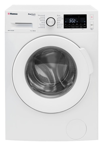 Стиральная машина HANSA WHP 7120 D4W стиральная машинка hansa whp 7120 d4w белый