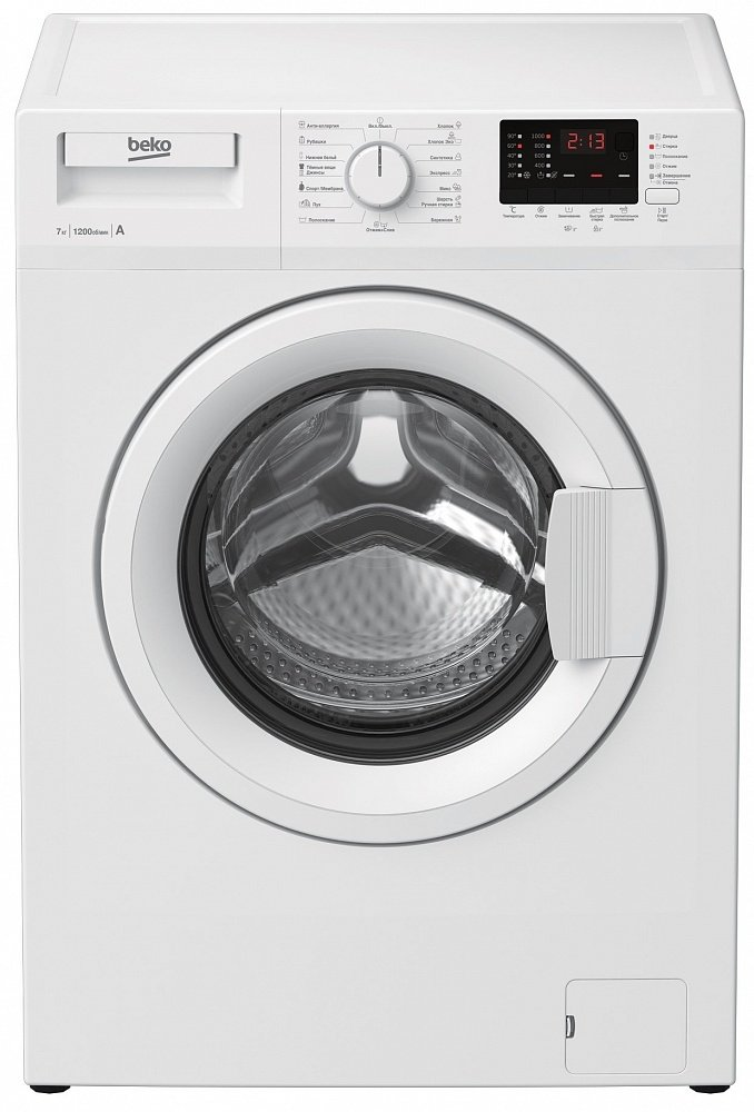 Стиральная машина BEKO WRE 76P2 XWW тонер brother tn9500